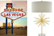 Vegas, Baby! / In celebration of our return to Las Vegas and the opening of our brand-new 6,400 square-foot showroom, we're giving two lucky designers the chance to join us at Las Vegas Summer Market!    Go to www.CurreyandCompany.com/VegasBaby for details on how to enter!