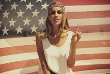 Americana... / All things Red, White, & Blue... & Americana...