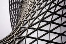 DESIGN - Architecture / Fine specimens of architectural beauty and life size structural form.