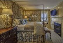 Stay in Bucks County / Extend your stay! Snuggle up under the covers in one of Bucks County's inns, quaint bed & breakfasts or hotels. Need more ideas? http://ow.ly/cc6Fw