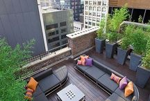 taras/ balkon