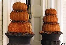 Craft Ideas - Fall / Ideas for: Fall, Halloween, Thanksgiving / by Janie Burnette, REALTOR® Real Estate Georgia, Cumming, Forsyth County rea estate agent