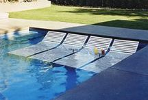 """Pools - Refreshing Goodness! / Who wouldn't love to take a dip in one of these pools!  I'm a elderly """"water baby"""" and absolutely love being around, near and in the water!  :-) / by Janie Burnette, REALTOR® Real Estate Georgia, Cumming, Forsyth County rea estate agent"""
