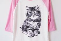 a la cat / Cool cat style and accessories