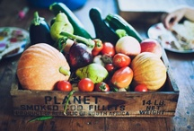 F R E S H / A collection of mouth-watering farmer's market goodies. / by Natalie Borton / Thoughts By Natalie