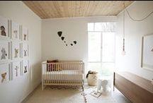 kiddo rooms / by Stephanie