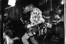 Kurt Cobain/ Nirvana / by Lauren Kennedy