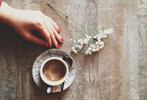 Coffee, Tea and Hot Chocolate ★ / by Paola Mancinelli