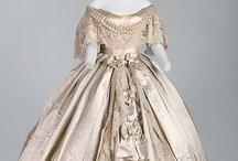 Vintage Gowns & Apparel / Vintage Gowns & Apparel of decades & centuries past....
