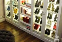 Outrageous Closets! / by Janie Burnette, REALTOR® Real Estate Georgia, Cumming, Forsyth County rea estate agent