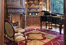 Formal Rooms / by Janie Burnette, REALTOR® Real Estate Georgia, Cumming, Forsyth County rea estate agent
