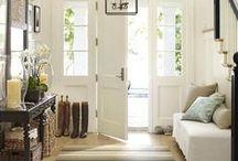 Entryway & Hallways ★ / by Paola Mancinelli