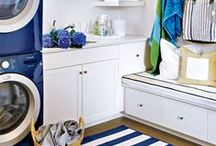 Laundry Room |  Mud Room... / by Maegan Tintari | ...love Maegan