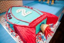 Blast Off! / Some great ideas for rocket and space themed parties