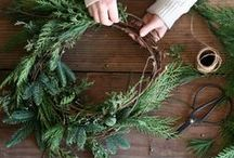 Wreaths ★ / by Paola Mancinelli