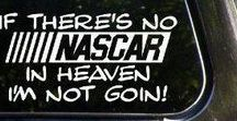 Nascar / When I'm not selling homes, my family and I love our Nascar. We enjoy trying different tracks. My driver is Jeff Gordon, hubby's is Kevin Harvick and my daughters is Trevor Bayne.
