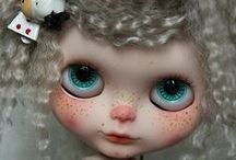 Blythes-dolls ♥ 2 ♥ / by Kathleen Paquin