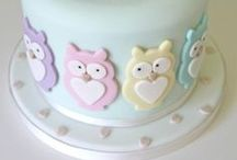 Owl party / Owls are currently a very popular party theme - here's a few ideas to give some inspiration :0)