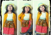 Fashion for a Little Lady / Girls 3-8 Fashions