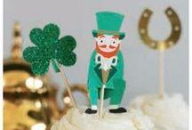 St Patrick's Day / A few ideas to celebrate St Patrick's Day