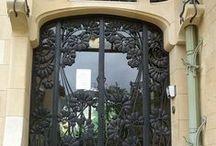 Whimsical Doors / Doors of Whimsey!