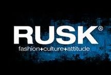 RUSK! / RUSK Colour and Styling Products!  This is my NEW go to line!