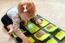 Toddler Activities / Toddler crafts and activities - we love getting moving and laughing! / by Carolyn Elbert