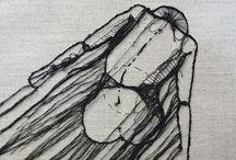 Bordado Livre, leve e solto / Free Style Embroidery