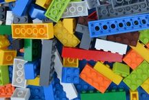 LEGO Play / Ideas for playing with LEGO pieces! / by Carolyn Elbert