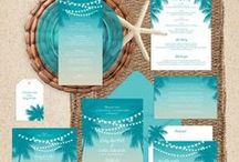 Tropical nights / tropical beach wedding