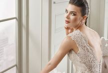 Eddy K. Couture 2016 Collection / Glamour and sophistication for the fashion forward bride, using only the finest crystals and fabrics.   / by Eddy K.