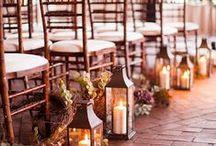 Fall Weddings / Inspiration for your dream autumn wedding  / by Eddy K.