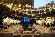 Summer Weddings / Planning a beautiful, colorful and fresh summer wedding starts here / by Eddy K.
