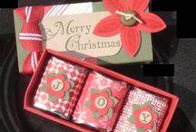 Sweet Treats Holders Christmas