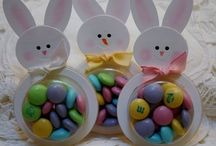 Sweet Treat Holders Easter