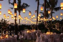 Wedding Decor / Gorgeous decoration ideas to make your wedding extra special and memorable!  / by Eddy K.