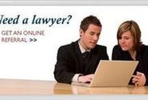 Lawyer Referral Services / A trusted source to find screened and experienced lawyers and assistance finding local community resources.