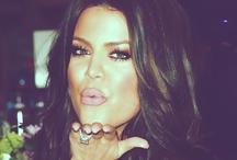 K. Kardashians :) / by Shannen McNeil