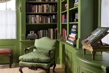 Bookcases / by Anita Crisp