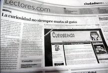 Curioseando / Mi blog / by Curiosa