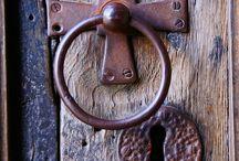 Doors, Knobs & Hardware