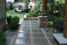 Outdoor Bliss / Make your outdoor living space just as comfy as your home! / by Beverly Paskas
