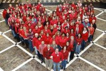 Heart Disease / Kindred showcases its support for the American Heart Association by participating in Start Walking Day and AHA walks across the nation.