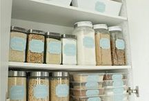 Pantry Makeover / by Beverly Paskas