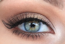 Eyes~Hair~Bling / by Angie Harris