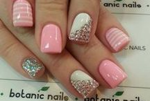 Nails / by Beverly Paskas
