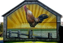 Chanticleer's Farm Store / I hope to open a farm store in the spring of 2016 / by Gayle Evans