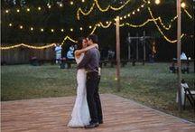 """Backyard Weddings / and """"at home"""" and picnic weddings"""