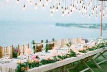 Wedding Details that ROCK / It is all about the extra touch.  We heart these ideas.