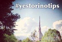 #YesTorinoTips / L'iniziativa speciale alla scoperta di #Torino e #Provincia in collaborazione con Instagramers Torino e Instagramers Italia!